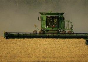 Украина повысила прогноз урожая зерновых в 2011 году