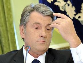 Ющенко перенес визит в Австралию из-за кризиса