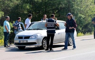 В Турции боевики обстреляли трассу