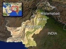 Американцы нанесли ракетный удар по боевикам в Пакистане