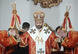 Владыка Святослав попросит Папу Римского повысить статус УГКЦ