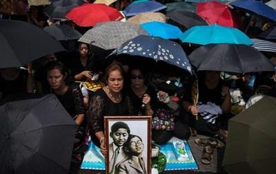 Коронация нового монарха Таиланда пройдет через год