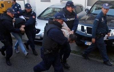 В Черногории задержали сербов по подозрению в подготовке нападений