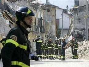 Число жертв землетрясения в Италии достигло 287 человек