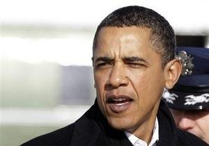 Обама не помешает американцам посмотреть очередной эпизод сериала Lost
