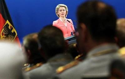 В Германии заявили о новой военной роли страны в мире