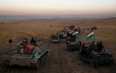 Курдские бойцы объявили опрогрессе воперации поосвобождению Мосула