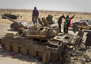 День операции в Ливии обходится США в $100 миллионов