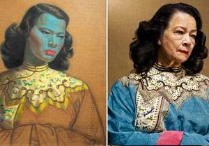 Би-би-си:  Я - китаянка с картины Третчикова