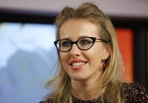 Ксения Собчак стала главредом женского журнала