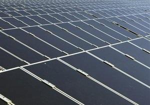2013 год станет переломным для мировой солнечной энергетики