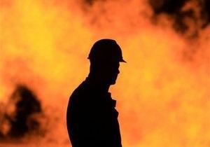 В Киевской области горело 15 гектаров камыша