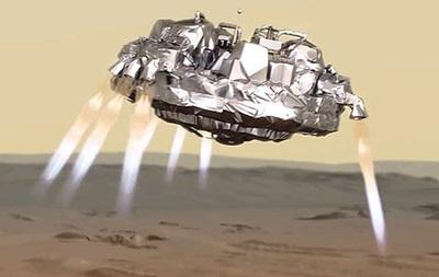 Модуль Schiaparelli благополучно спустился наповерхность Марса