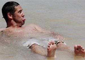 В Рио-де-Жанейро стоит рекордная жара