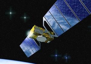 Китай успешно запустил метеоспутник