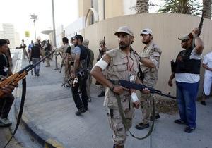НАТО: На территории Ливии нет сил под командованием Альянса