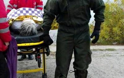С Русановского моста в Киеве упала женщина