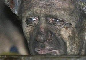 На шахте в Донецкой области произошло возгорание метана. 720 человек эвакуированы