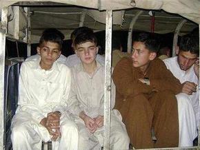Захваченные талибами заложники освобождены