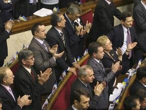 Рада приняла в первом чтении антикризисный закон