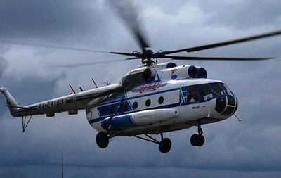 В России потерпел крушение вертолет