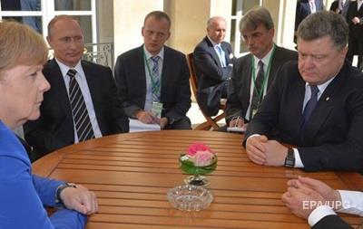 Порошенко – Путину: ты просто перестань стрелять