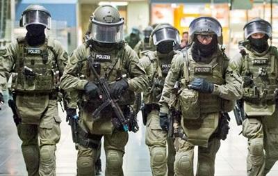 В Германии требуют чаще использовать спецназ в борьбе с терроризмом