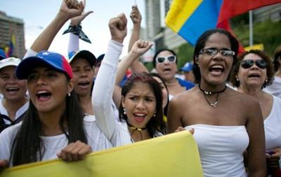 В Венесуэле требуют референдум об отставке президента
