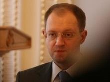 Яценюк призвал ПР не провоцировать его к захвату власти