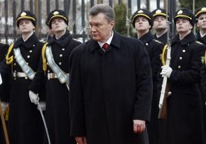 НРУ: Первые шаги Януковича уничтожают украинскую государственность