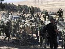 Российские войска начали выход из Гори