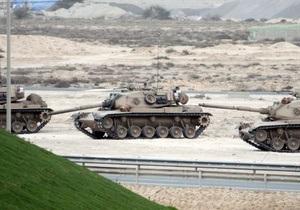Военные открыли огонь по демонстрантам в Бахрейне