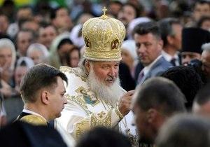 В Днепропетровске желающим посетить богослужение Кирилла обещают бесплатные воду и проезд