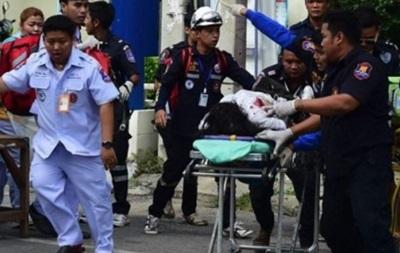 Взрыв на рынке в Таиланде: один погибший, 19 раненых