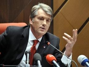 Ющенко требует выяснить обстоятельства убийства при участии депутата Лозинского
