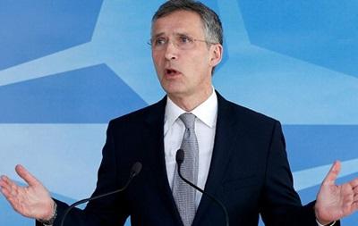 Столтенберг: НАТО не хочет новой холодной войны с Россией