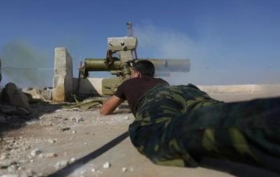 В Алеппо повстанцы перешли в контрнаступление