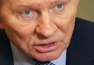 Кучма выступил за действующую модель правления: А то, что кому-то не хватает полномочий, извините