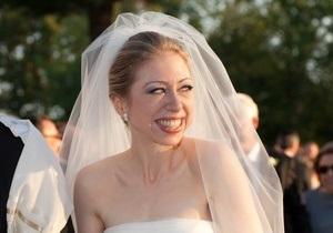 Дочь Клинтонов будет работать на телеканале NBC