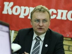 Мэра Львова повторно оштрафовали за невыполнение решения суда