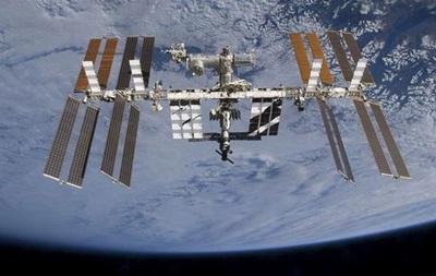 Корабль Союз с экипажем отстыковался от МКС