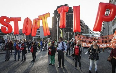 Три страны требуют перезапуска переговоров по TTIP
