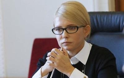 Декларация Тимошенко: без жилья и авто