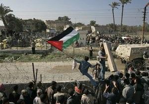 Известный палестинский политик пострадал в столкновениях с израильской полицией