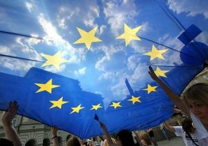 В ЕС считают, что Украина не соответствует минимальным требованиям для вступления в Евросоюз
