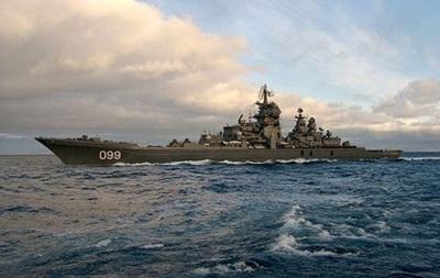 В Средиземное море вошли атомные корабли России