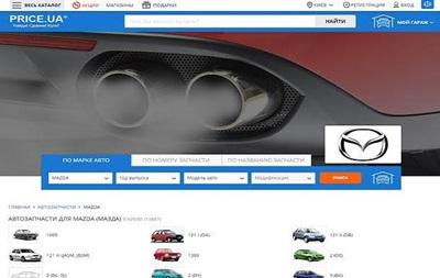 Price.ua обновился: представлен раздел «Автозапчасти» и 3D-визуализация