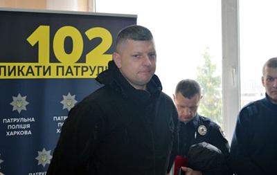 Главой полиции Харькова стал экс-комбат Киева-1