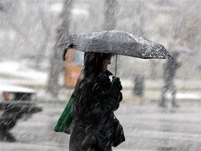 Прогноз погоды: завтра в Киеве выпадет первый снег