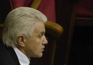 Литвин: Новая Рада должна заработать не позже 19 декабря